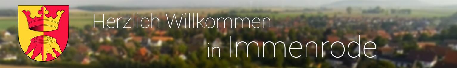 Dorfseite von Immenrode